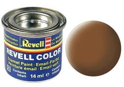 Email color 82 Zemitá tmavá matt – Revell 32182