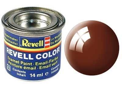 Email color 80 Blatovo hnedá lesk – Revell 32180