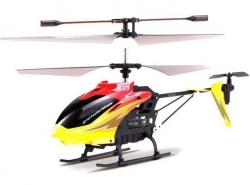 RC helikoptéra na diaľkové ovládanie Syma S39 červená