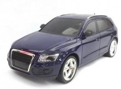 RC auto na ovládanie Luxusne Audi EC-2080 modré