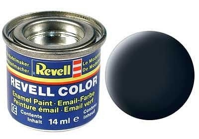 Email color 78 Pancierovo sivá matt – Revell 32178