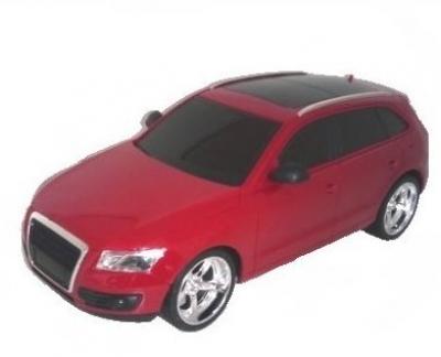RC auto na ovládanie Luxusne Audi EC-2080 červené