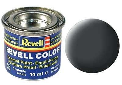 Email color 77 Prachovo sivá matt – Revell 32177