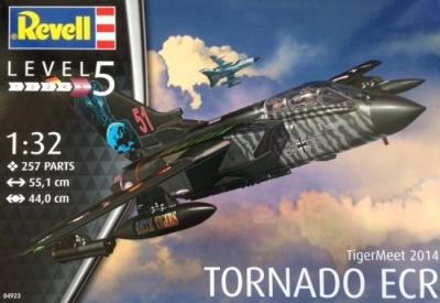 Plastikový model Revell Tornado TigerMeet 2014 1/32, 04923