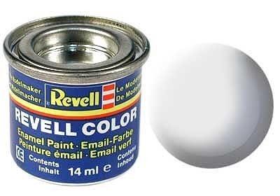 Email color 76 Svetlo sivá matt – Revell 32176