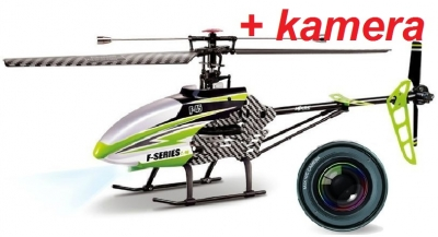 RC vrtuľník MJX F-45 + kamera, zelený New !!!