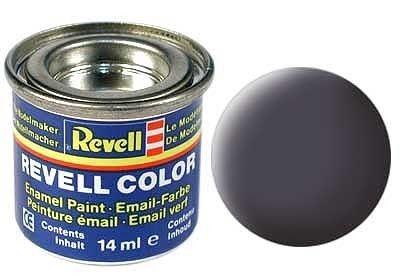 Email color 74 Hlavňovo sivá matt – Revell 32174