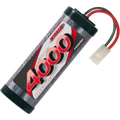 NOSRAM - Power pack 4000mAh 7.2V NiMH batéria