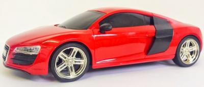 RC hračka, auto na ovládanie Luxusne Audi R8 EC-2080 červené