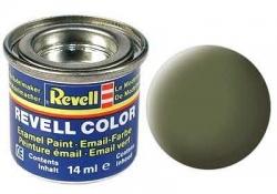 Email color 68 Tmavo zelená matt – Revell 32168