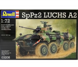 Plastikový model Revell SpPz 2 Luchs A2 1/72, 03208