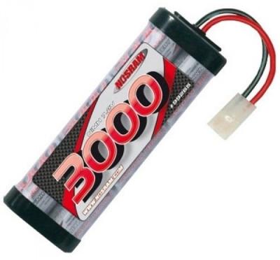 NOSRAM - Power pack 3000mAh 7.2V NiMH batéria