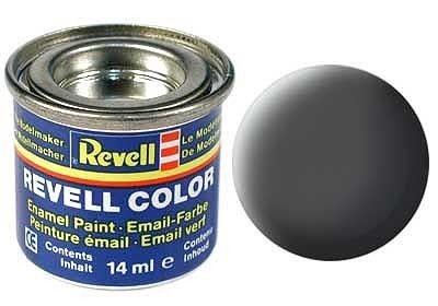 Email color 66 Olivovo sivá matt – Revell 32166