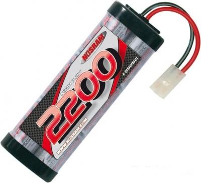 NOSRAM - Power pack 2200mAh 7.2V NiMH batéria