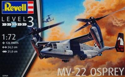 Plastikový model Revell MV-22 Osprey 1/72, 03964