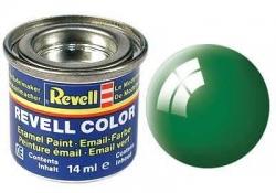 Email color 61 Smaragdovo zelená lesk – Revell 32161