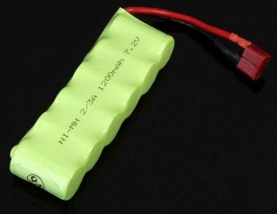 ZD racing ZMT-16 batéria 7.2V 1200mAh 15C Ni-MH