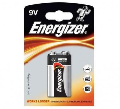 Alkalická batéria Energizer 9V-6LR61 1ks