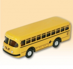 KOVAP Autobus žltý na kľúčik, hračka