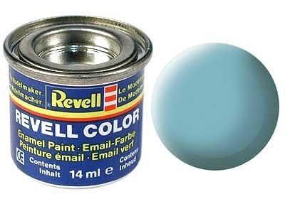 Email color 55 Svetlo zelená matt – Revell 32155