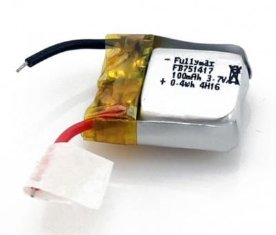 Náhradné Diely Syma X12 / X12S-06 Akumulator LiPo 3.7V 100mAh