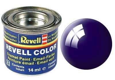 Email color 54 Nočná modrá lesk – Revell 32154
