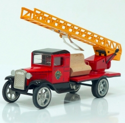 KOVAP Hawkeye hasičske auto, hračka