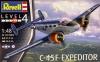 Plastikový model Revell C-45F Expeditor 1/48, 03966