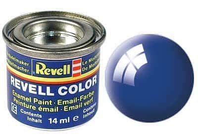 Email color 52 Modrá lesk – Revell 32152