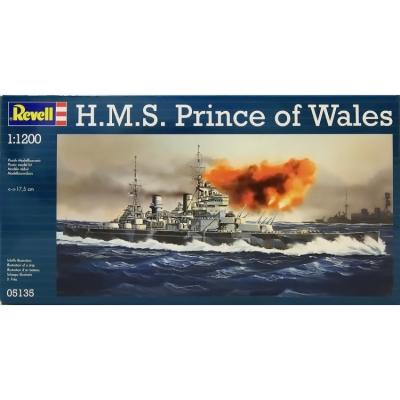 Plastikový model Revell HMS Prince of Wales, 05135