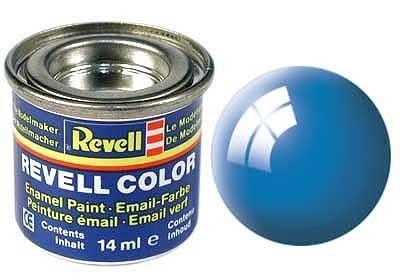 Email color 50 Svetlo modrá lesk – Revell 32150