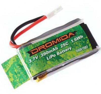 Náhradné diely Dromida Kodo Batéria LiPo 1S 3.7V 390mAh