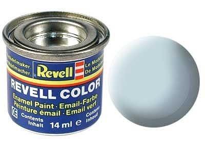 Email color 49 Svetlo modrá matt – Revell 32149