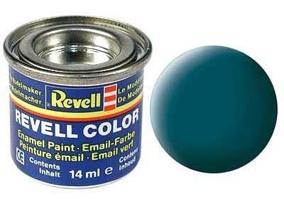 Email color 48 Morská zelená matt – Revell 32148