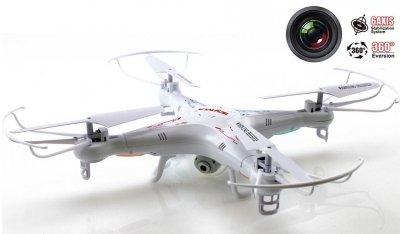 RC drony na ovládanie Syma X5C s HD kamerou 2MP, 4CH, 2,4GHz,