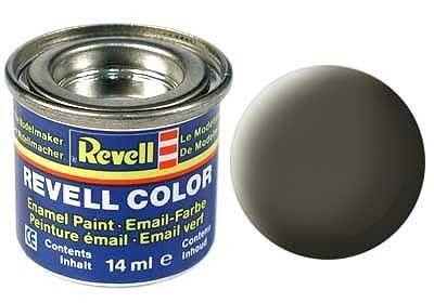 Email color 46 Nato olivová matt – Revell 32146