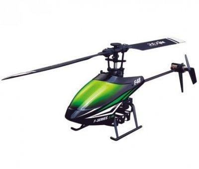 RC vrtuľnik MJX F-48, F48, 4ch , 2.4GHz, 3axis, na ovládanie