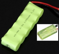 Batéria, NiMh 7,2V 1200mAh na HIMOTO