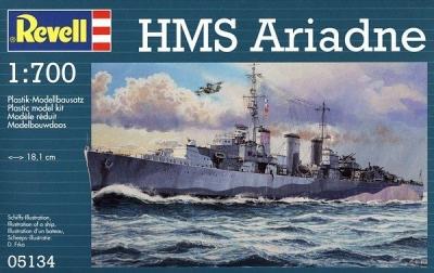 Plastikový model na lepenie Revell HMS Ariadne 1/700, 05134