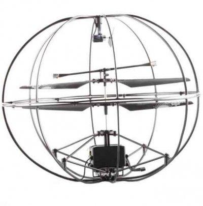 RC hračka na diaľkové ovládanie UFO Robotic Aerocraft