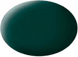 Aqua color 40 Čierno zelená matt – Revell 36140