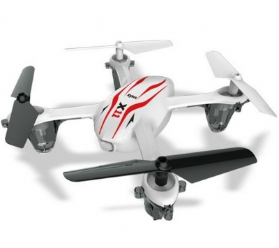 RC dron na diaľkové ovládanie Syma X11, 4CH 2,4GHz, bielá