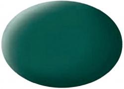 Aqua color 39 Tmavo zelená matt – Revell 36139