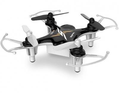 RC drony na ovládanie Syma X12S nano, 4 CH 2,4GHz, 6 axis gyro, čierná