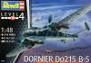 Plastikový model Revell Dornier Do215 B-5 Nachtjäger 1/48, 04925