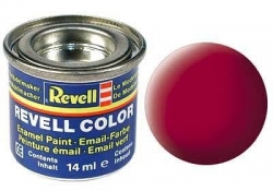 Email color 36 Krbovo červená matt – Revell 32136