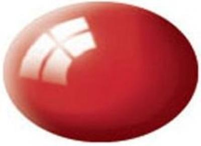 Aqua color 31 Ohnivo červená lesk – Revell 36131