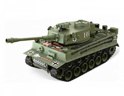 RC tank - German Tiger, 1:20