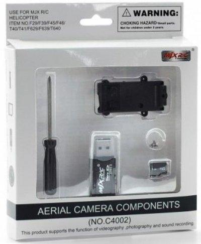 MJX C4002 kamera pre RC vrtulníky