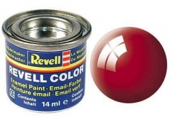 Email color 31 Ohnivo červená lesk – Revell 32131